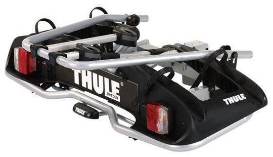 Bagażnik na rowery THULE 916 EuroPower - Uchwyty rowerowe na hak