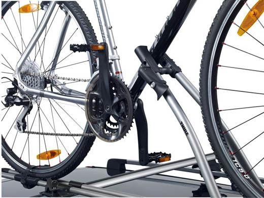 Uchwyt rowerowy THULE FreeRide 532 - Uchwyty rowerowe na dach
