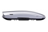 Box THULE Motion 600 - srebrny z połyskiem 6206S