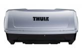 Box THULE 900 BackUp - montaż z tyłu samochodu na bagażniku