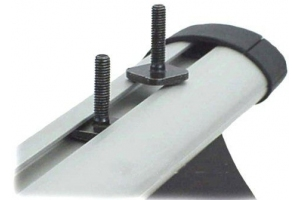 Adapter T do belek aluminiowych (3 szt.)