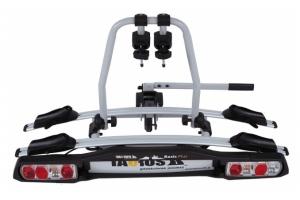 Taurus Basic Plus 2 - bagażnik na hak, na 2 rowery, odchylany