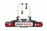 BuzzRunner SPARK 2 - bagażnik na hak, na 2 rowery, odchylany