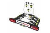 BuzzRunner SPARK 3 - bagażnik na hak, na 3 rowery, odchylany