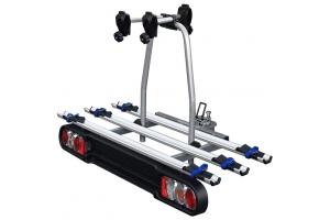 Menabo Project Tilting 3 - Bagażnik na hak na 3 rowery