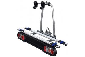 Menabo Project Tilting 2 - Bagażnik na hak na 2 rowery