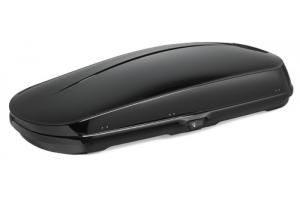 Whispbar WB751B - Box dachowy czarny połysk 400l