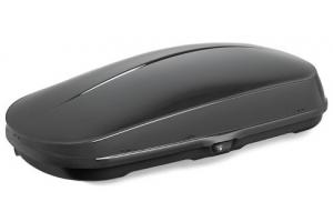 Whispbar WB751T - Box dachowy czarny aeroskin 400l