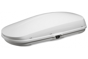 Whispbar WB751W - Box dachowy biały połysk 400 l