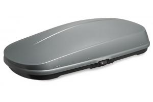 Whispbar WB752S - Box dachowy srebrny połysk 450l