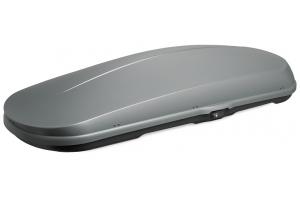 Whispbar WB753S - Box dachowy srebrny połysk 500l