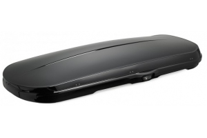 Whispbar WB754B - Box dachowy czarny połysk 420l